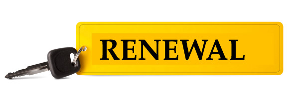 Auto Renewal –A must for your car!