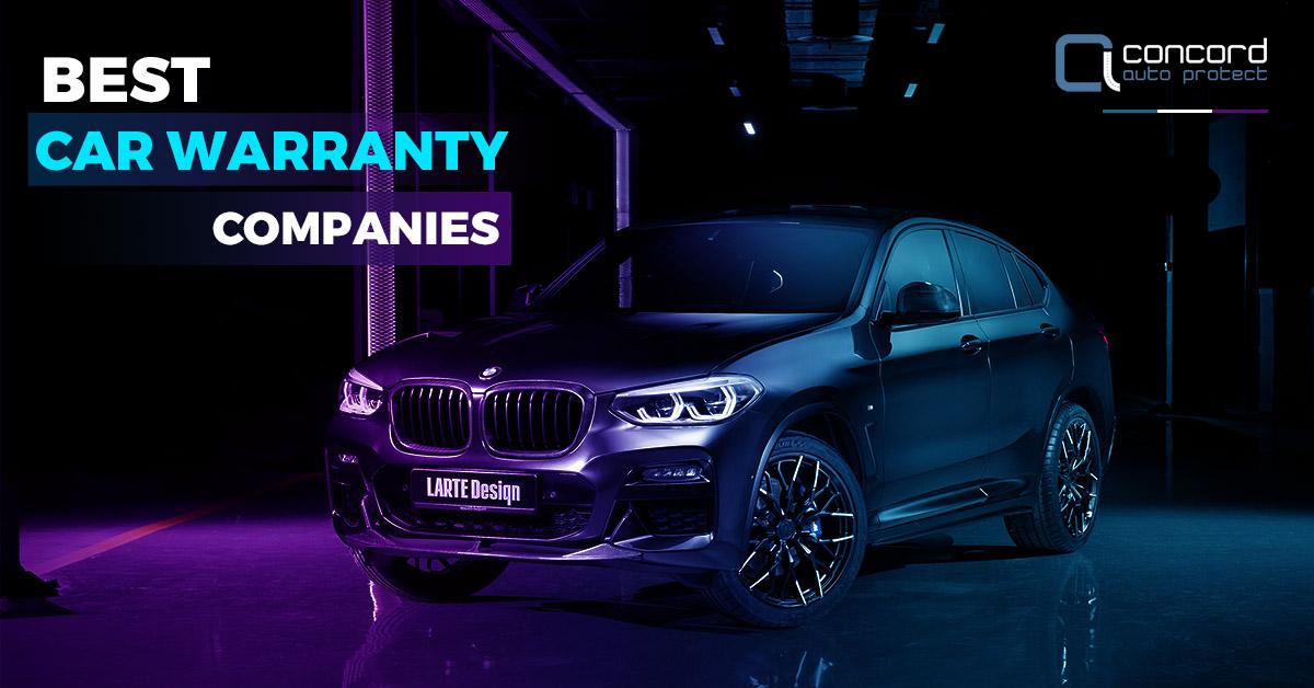 Best Car Warranty Companies